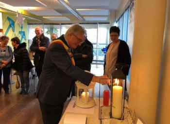 Burgemeester Koksiijde Marc Vanden Bussche