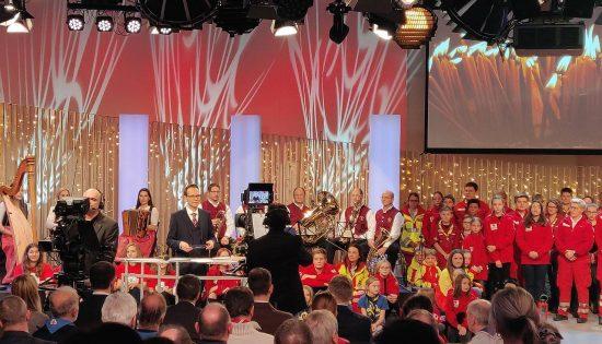 Uitzending Licht zu dem Herzen. (foto ORF)