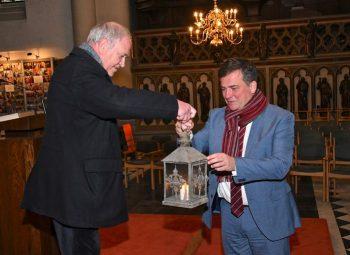 Burgemeester Roeselare Kris Declercq